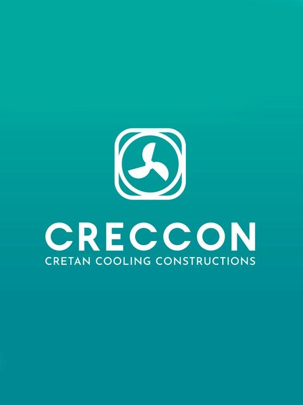 Σχεδιασμός λογότυπου για την Creccon